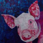 Hello Piggy – Ltd Ed Print