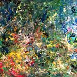 Landscape of Turbulent Times (914 mm x 1829 mm – 36″ x 72″)