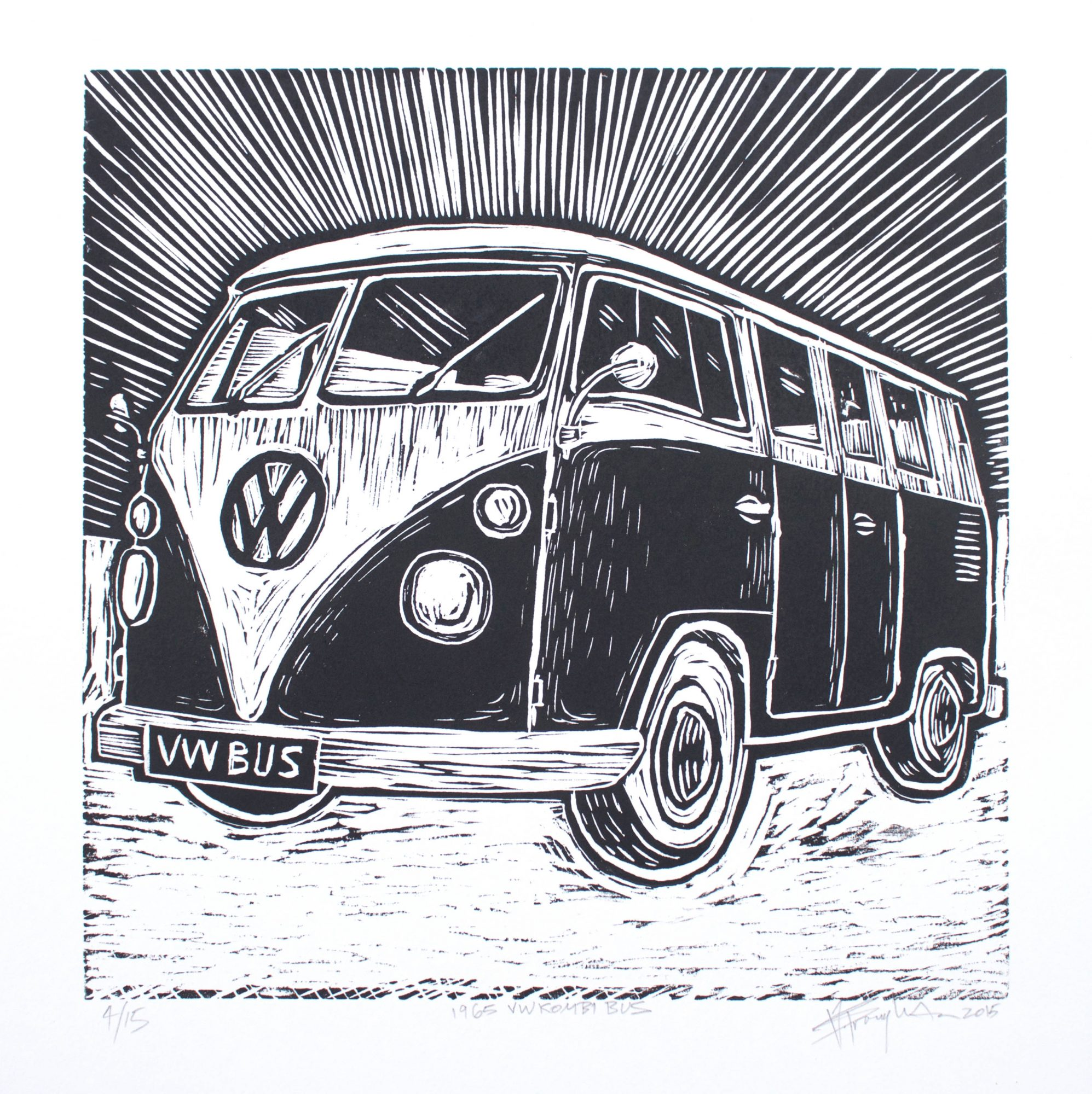 vw-kombi-lino-cut