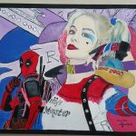 Harley Quinn & Deadpool Marvel