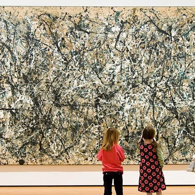 pollock-and-kids