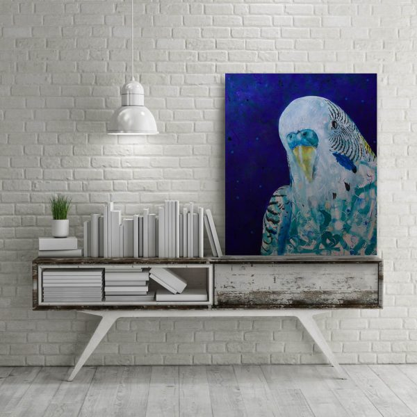 budgie-love-in-room