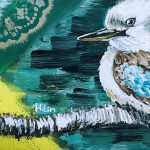 Laughing Kookaburra Ltd Ed Giclee Print