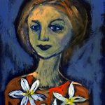 Flowers of Hope An Expressive Art Study