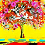 Calypso Tree Ltd Ed Print