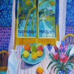 Looking Out – a tribute to Bonnard