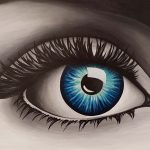 Electric Eye Painting