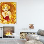 Marilyn Monroe – original acrylic painting