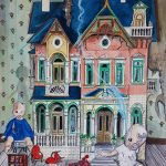 Dollhouse Ghosts