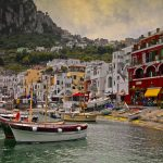 Ltd Ed Giclee Print – THE ISLE OF CAPRI