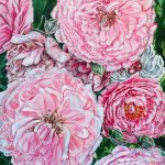 ​CELEBRATIONS – PEONIES GALORE – LTD ED GICLEE PRINT
