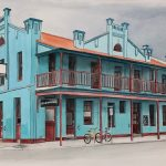 Ltd Ed The Wheatsheaf Hotel Adelaide Print