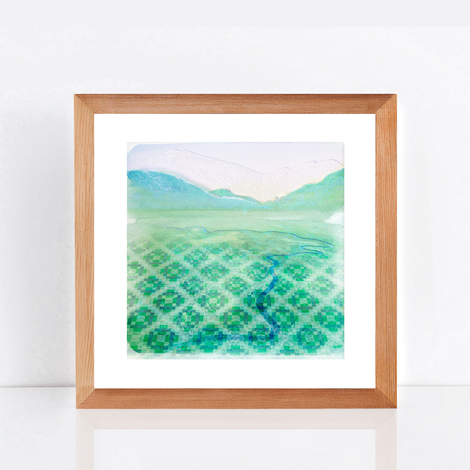 fineart-thelookoutii-framed