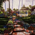Garden Retreat, On sale, was $975