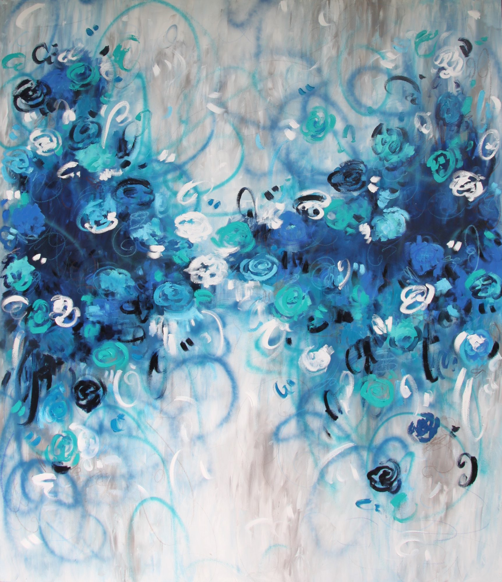 belinda-nadwie-art-abstract-artist-sydney-blissful love 1