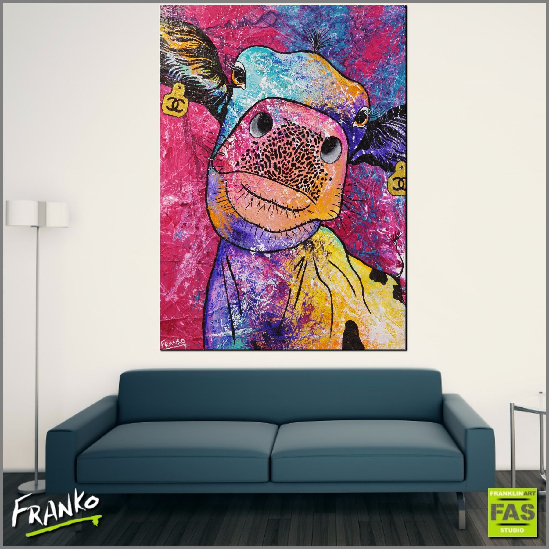 tagged-cc-coco-140cm-x-100cm-cow-pop-art-painting-franklin-art-studio-franko-artist