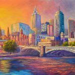 Colorful Melbourne