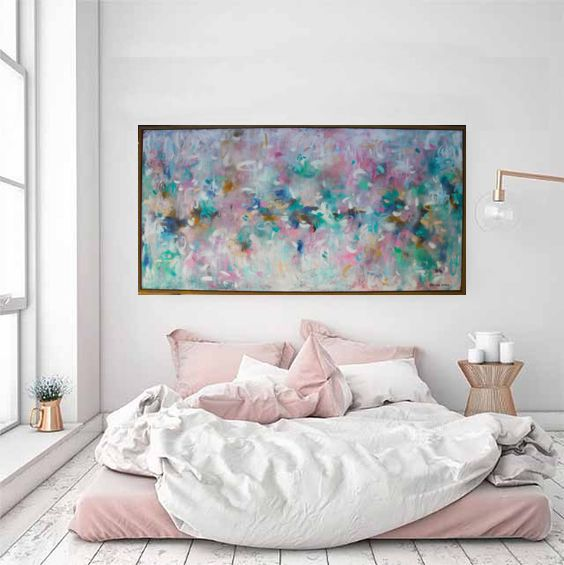belinda-nadwie-abstract-artist-painting-sweet kisses