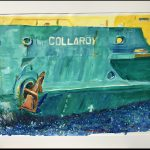 Collaroy ( unavailable due to present exhibition Gauge gallery Glebe NSW)