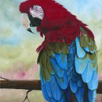 Sticky Beak Ltd Ed Giclee Print