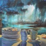 """""""The Supper"""" Had Long Passed, Yet the Washing Up Remained"""