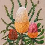 Three Banksias