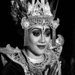 Portrait of a Balinese Dancer 2/2, Bali, Indonesia – Ltd Ed Print