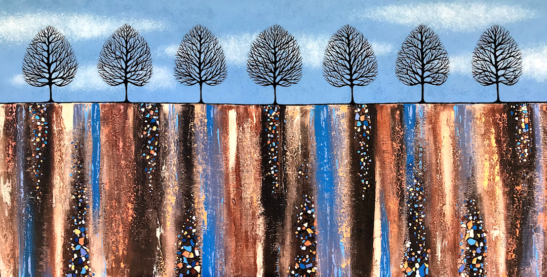 Trees Of Winter by Lisa Frances Judd web72