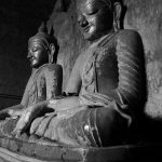 Twin Buddha 1/2, Old Bagan, Myanmar – Ltd Ed Print
