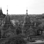 Buddhist Temples 1/4, Old Bagan, Myanmar – Ltd Ed Print