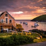 Painting holiday in Maine – USA (Monhegan Island)  with Herman Pekel