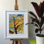 GOLDEN CANOPY IN CHANGING SEASONS  – Limited Edition