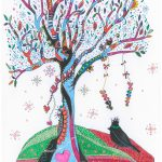 I love trees  (Giclee PRINT) limited edition
