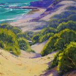 Dunes at Soldiers Beach NSW