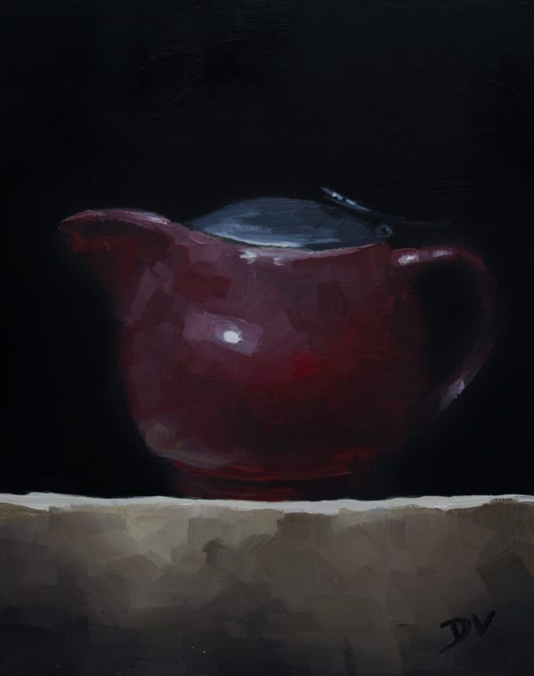 Zorn Tea Pot