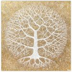 Golden Oak Tree – SOLD