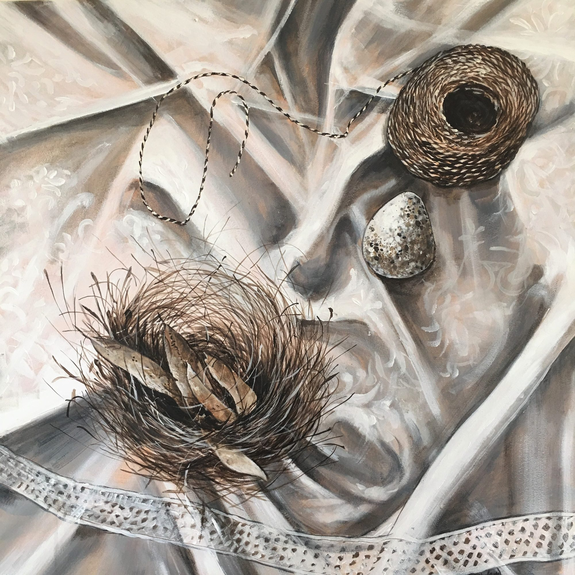 nest string and stone by emma ward