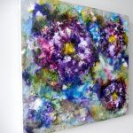 Abstract Flowers  Reduced by 50%
