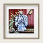 Blue Willow Ltd Ed Print