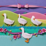 Ducks and Ribbons