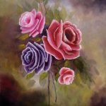Roses, Spring Bouquet