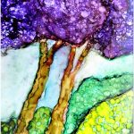 Jacaranda Time – SOLD