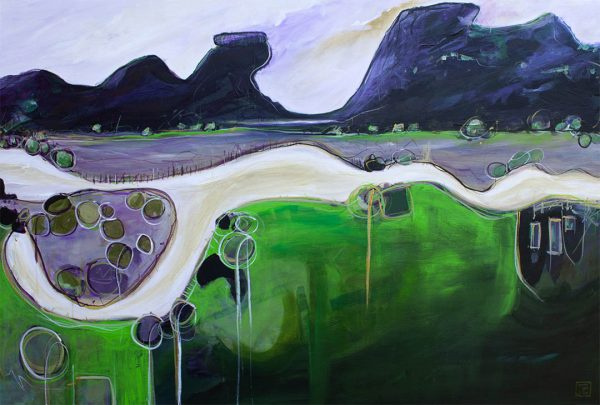 Tania Chanter Meandering Road