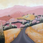 A Country Drive (SOLD)