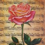 Music Rose II