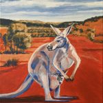 Red Centre Kangaroo