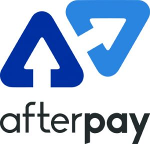Afterpay Logo Colour Stacked