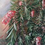 FOREVER LOVE – BOTTLE BRUSH FLOWER