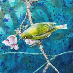 Resting on the Cherry Blossom – Ltd Ed Print