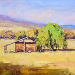 Tumut hay shed